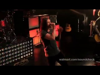 Shinedown - Bully (Walmart Soundcheck) (Live)